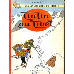 ABAO Bandes dessinées Tintin 20