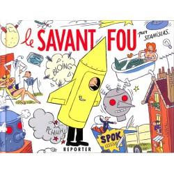 ABAO Bandes dessinées Le Savant fou