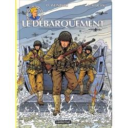 ABAO Bandes dessinées Les Reportages de Lefranc - Le Débarquement