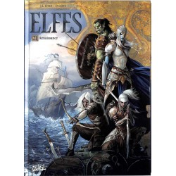 ABAO Bandes dessinées Elfes 21