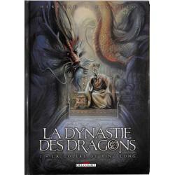 ABAO Bandes dessinées La Dynastie des Dragons 01