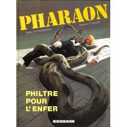 Bandes dessinées Pharaon 01