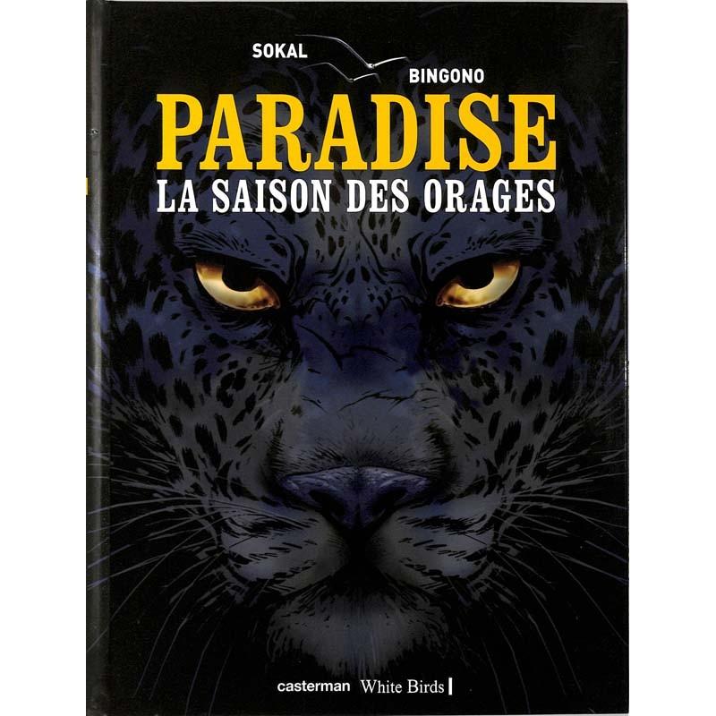 ABAO Bandes dessinées Paradise 01