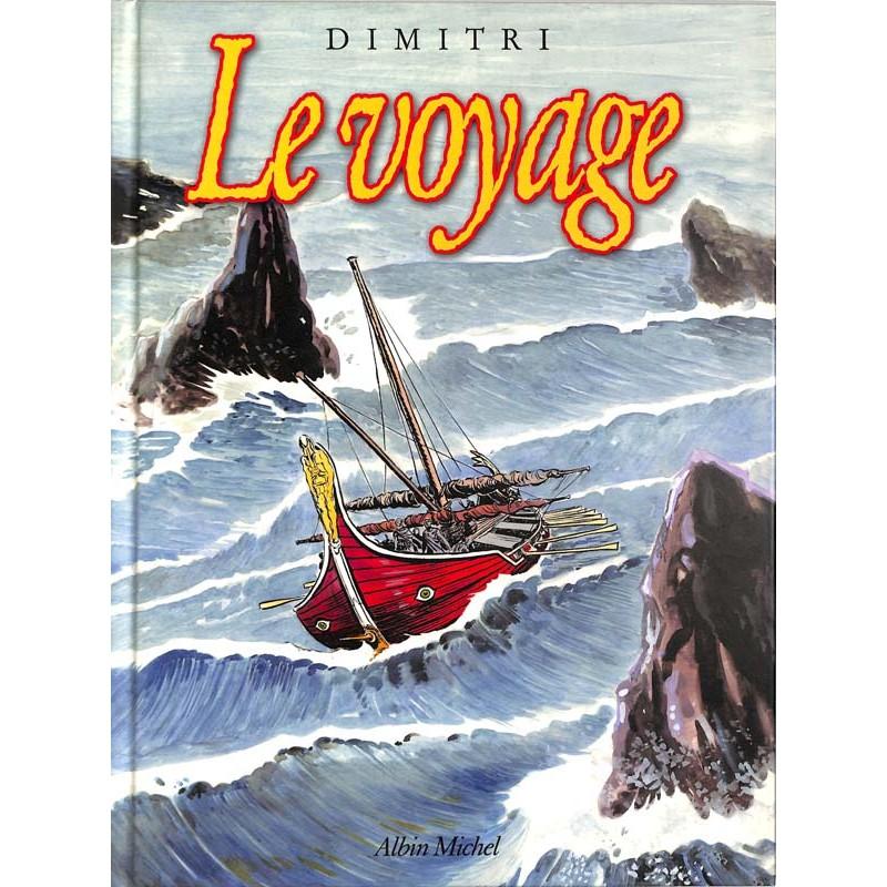 ABAO Bandes dessinées Le Voyage