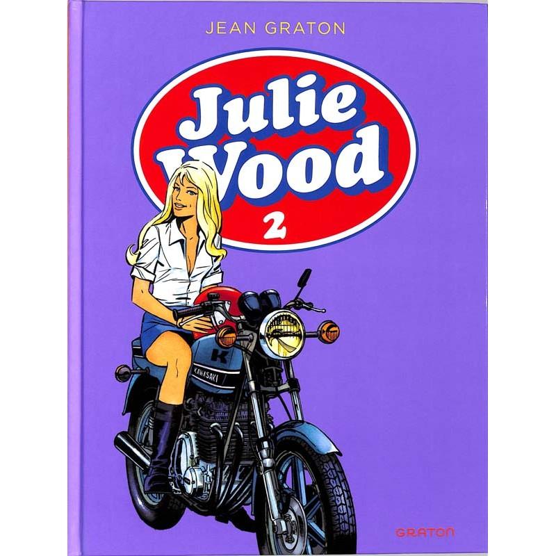 ABAO Bandes dessinées Julie Wood Intégrale 02