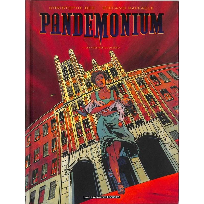 ABAO Bandes dessinées Pandemonium 01