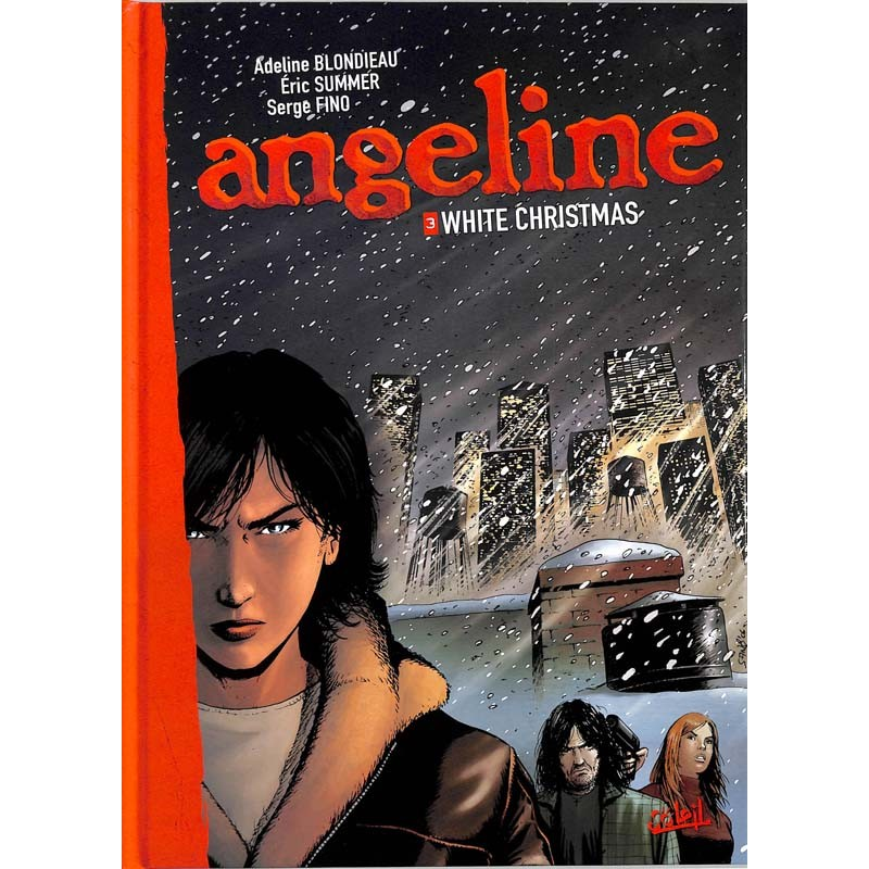 ABAO Bandes dessinées Angeline 03