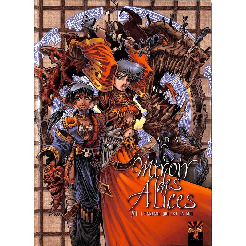 ABAO Bandes dessinées Le Miroir des Alices 01