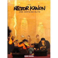 ABAO Bandes dessinées Hector Kanon 01