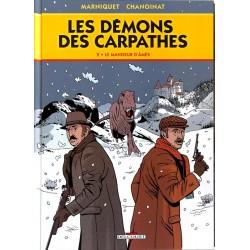 ABAO Bandes dessinées Les Démons des Carpathes 02