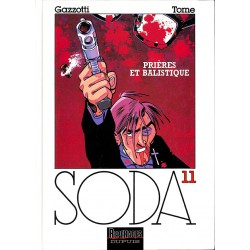 Bandes dessinées Soda 11