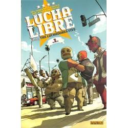 ABAO Bandes dessinées Lucha libre 01