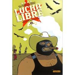 ABAO Bandes dessinées Lucha libre 06