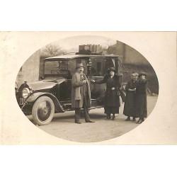 ABAO Automobile Automobile. - Carte photo. (Musson)
