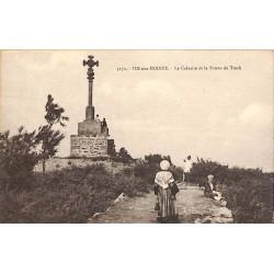 ABAO 56 - Morbihan [56] Île aux moines - Le Calvaire et la Pointe du Trech.