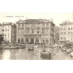 ABAO 13 - Bouches-du-Rhône [13] Marseille - L'Hôtel de Ville.
