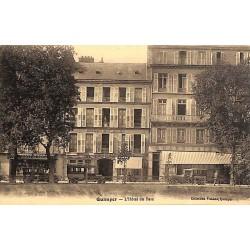 ABAO 29 - Finistère [29] Quimper - L'Hôtel du Parc.