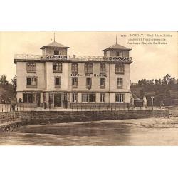 ABAO 29 - Finistère [29] Morgat - Hôtel Sainte-Marine construit à l'emplacement de l'ancienne Chapelle Ste-Marine.