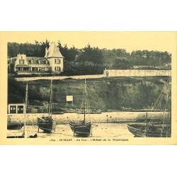 ABAO 29 - Finistère [29] Morgat - Au Port. L'Hôtel de la Montagne.