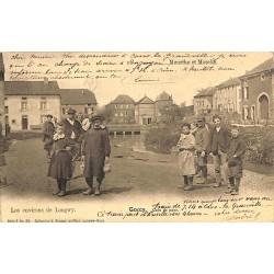 ABAO 54 - Meurthe-et-Moselle [54] Gorcy - Coin de pays.
