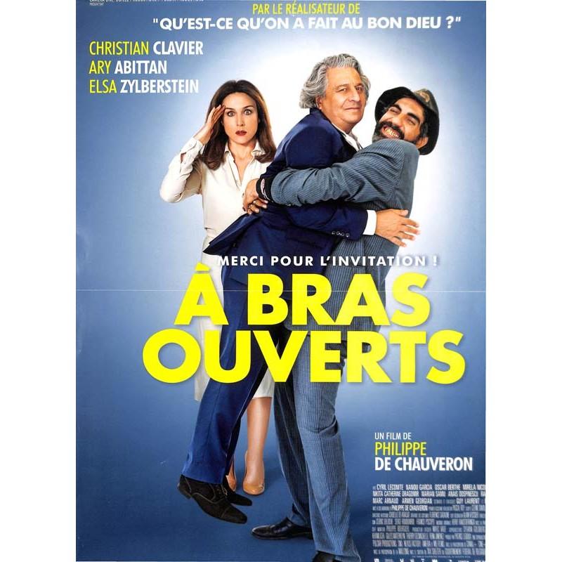ABAO Cinéma À bras ouverts. [Affiche originale 40 x 53]