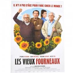 ABAO Cinéma Les Vieux Fourneaux. [Affiche originale 40 x 53]