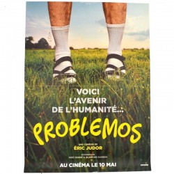 ABAO Cinéma Problemos. [Affiche originale 40 x 53]
