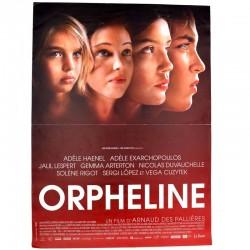 ABAO Cinéma Orpheline. [Affiche originale 40 x 53]