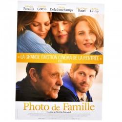 ABAO Cinéma Photo de famille. [Affiche originale 40 x 53]