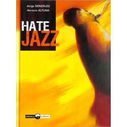 ABAO Bandes dessinées Hate jazz