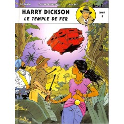 ABAO Bandes dessinées Harry Dickson 08
