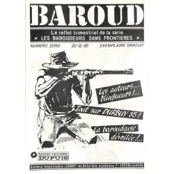 ABAO Fanzines divers Baroud 0