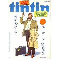 ABAO Bandes dessinées Tintin 37ème année - n°28
