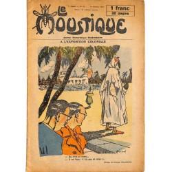 ABAO Moustique (Le) Le Moustique 1931 - n°41