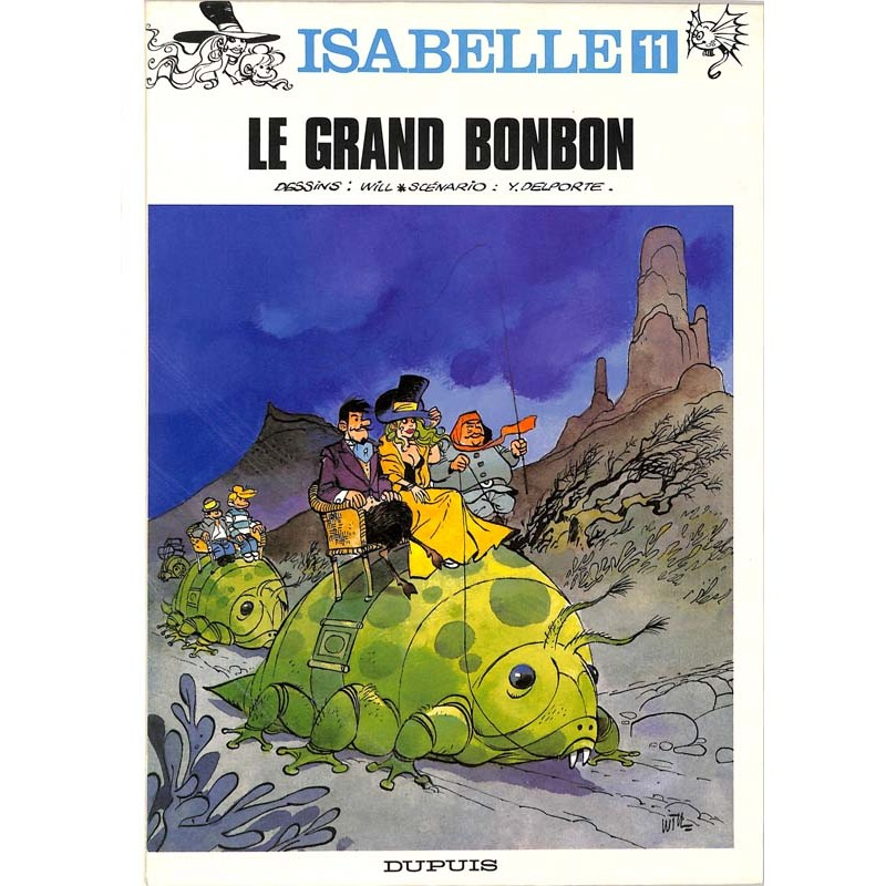 ABAO Bandes dessinées Isabelle 11