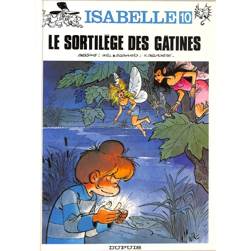 ABAO Bandes dessinées Isabelle 10