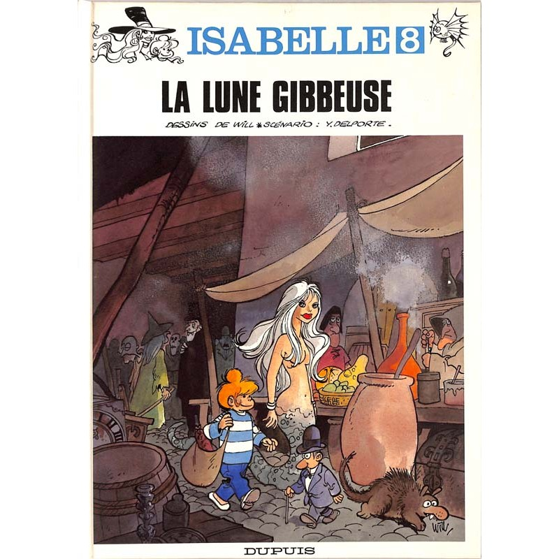 ABAO Bandes dessinées Isabelle 08
