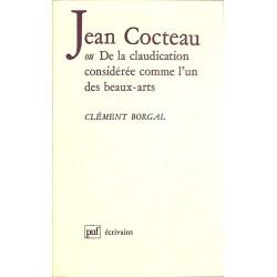 ABAO Romans Borgal (Clément) - Jean Cocteau ou de la claudication considérée comme l'un des beaux-arts.