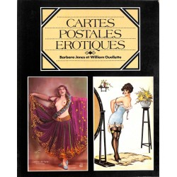 ABAO Curiosa Jones (Barbara) & Ouelette (William) - Cartes postales érotiques.