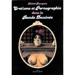 ABAO Curiosa Bourgeois (Michel) - Erotisme et pornographie dans la bande dessinée.