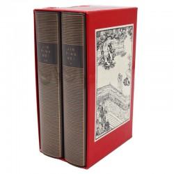 ABAO La Pléiade Jing Ping Mei. Fleur en fiole d'or. 2 tomes.