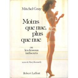 ABAO Curiosa Gray (Michel) - Moins que nue, plus que nue.