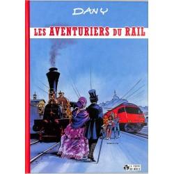 ABAO Bandes dessinées Les Aventuriers du rail TL + Dédicace