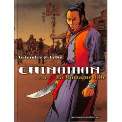 ABAO Bandes dessinées Chinaman 01
