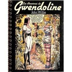 ABAO Bandes dessinées Les Aventures de Gwendoline 01