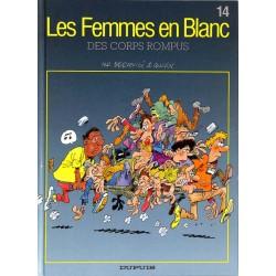 ABAO Bandes dessinées Les Femmes en blanc 14