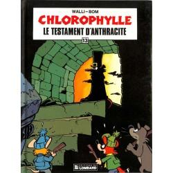 ABAO Bandes dessinées Chlorophylle (série verte) 13