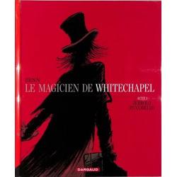 ABAO Bandes dessinées Le Magicien de Whitechapel 01