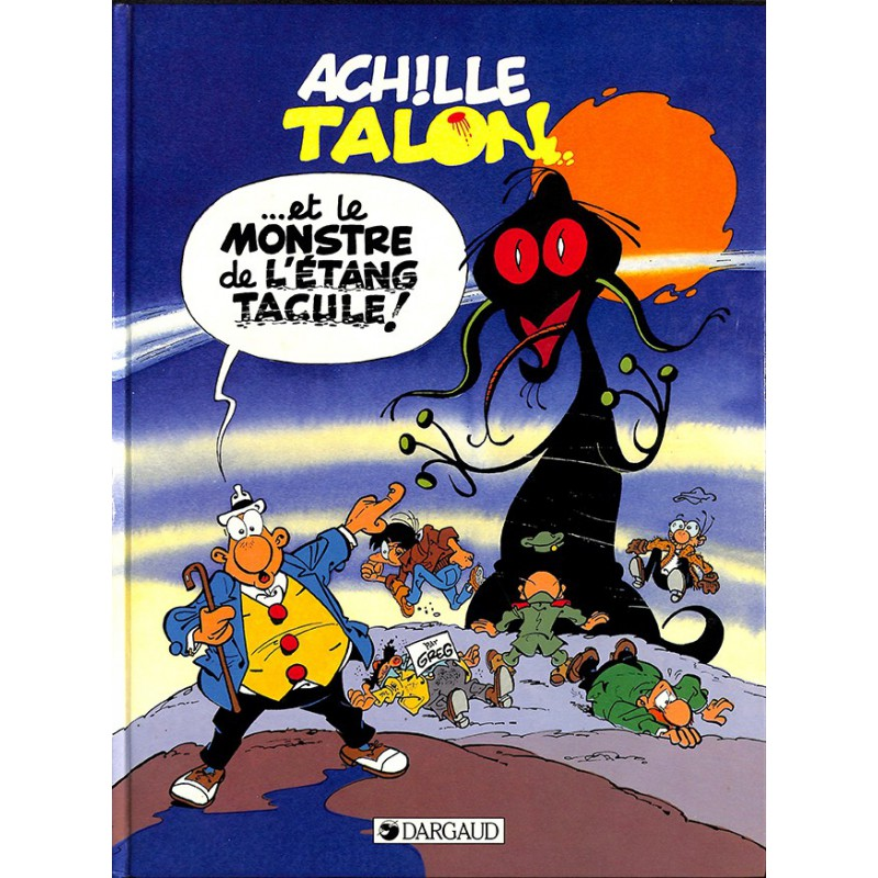 ABAO Bandes dessinées Achille Talon 40