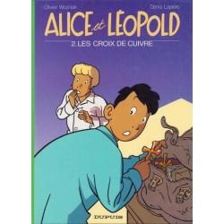ABAO Bandes dessinées Alice et Léopold 02 + Dédicace